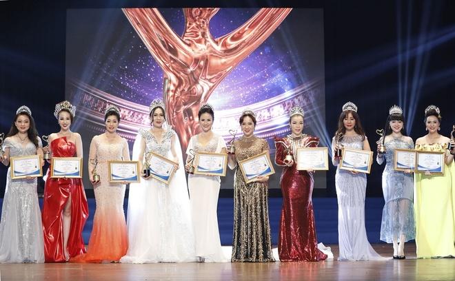 Ton vinh top 10 nu doanh nhan sac - tam - tai 2017 hinh anh 1