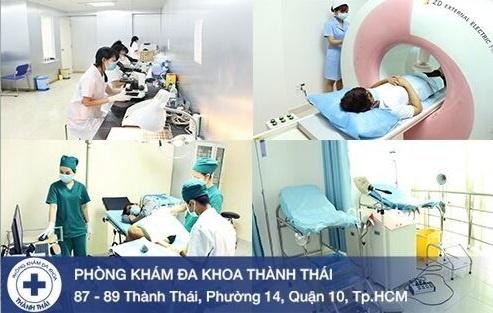 Phong kham Thanh Thai - dia chi dieu tri benh xa hoi uy tin, bao mat hinh anh 2