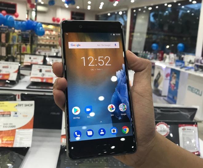FPT Shop se len ke Nokia 8 voi gia tu 10,99 trieu dong hinh anh