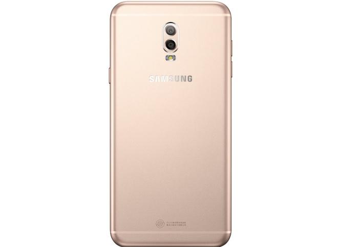Ra mat Galaxy J7+ voi camera kep xoa phong hinh anh 1