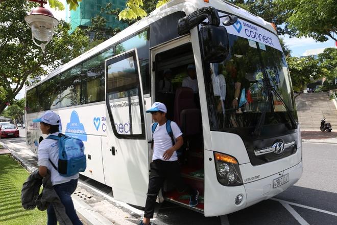'Samsung Connect' tiep suc cho uoc mo cua tre em Viet hinh anh 1