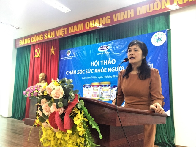 'Viet Nam chi co 5% nguoi cao tuoi dat suc khoe tot' hinh anh 2