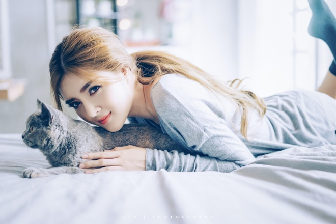 Hot girl Lilly Luta: 'Toi da thanh cong hon sau 3 lan tham my' hinh anh
