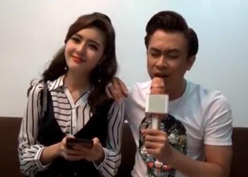 Ho Viet Trung, Lilly Luta lan dau cung livestream bang 4G MobiFone hinh anh
