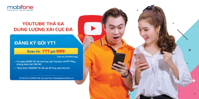 Hoc truc tuyen, kiem tien tren Youtube bang 4G MobiFone hinh anh 2