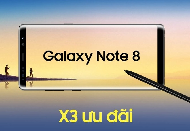 Samsung Galaxy Note 8 gia hap dan tai Viettel Store hinh anh
