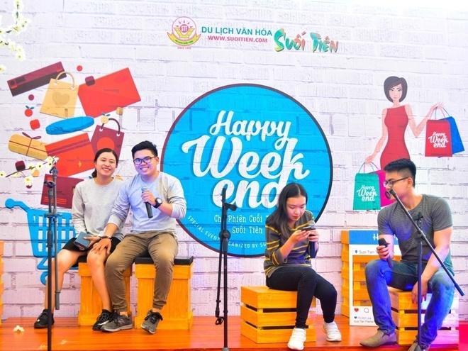 Cho phien Happy Weekend tiep tuc mo cua ky 2 tai Suoi Tien hinh anh