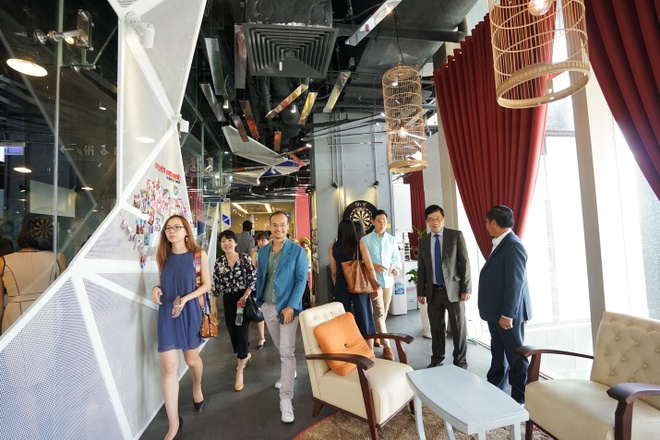 Startup Viet ket noi ngan hang Singapore ho tro DN cong nghe tai chinh hinh anh