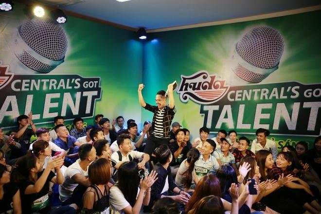 Khoi dong cuoc thi 'Huda Central's Got Talent' mua 2 hinh anh 5