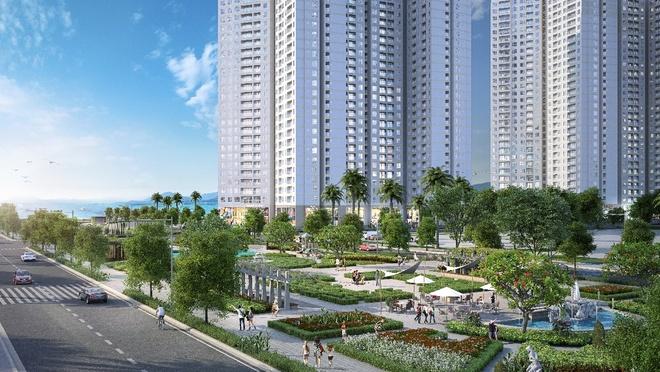 The Sapphire Residence - 'oc dao xanh' trong long Ha Long hinh anh