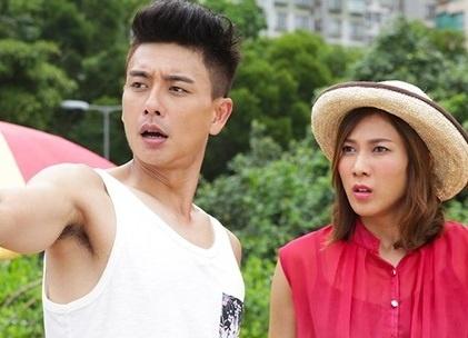 3 bo phim hinh canh TVB khai thac de tai la hap dan, dang xem hinh anh