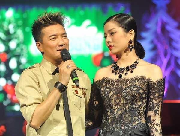 Dam Vinh Hung, Le Quyen hoi ngo tren san khau 'La Vie En Rose' hinh anh