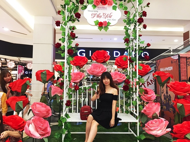 AEON Mall Binh Duong Canary anh 1