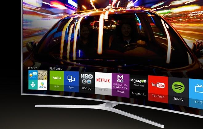 3 uu diem cua ung dung giai tri tren Smart TV cua Samsung hinh anh