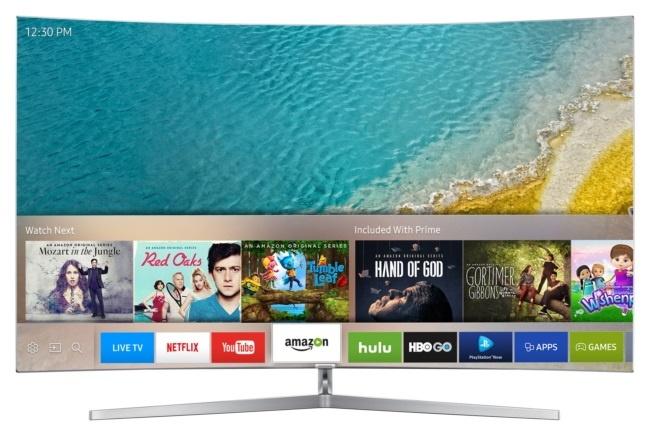 3 uu diem cua ung dung giai tri tren Smart TV cua Samsung hinh anh 3