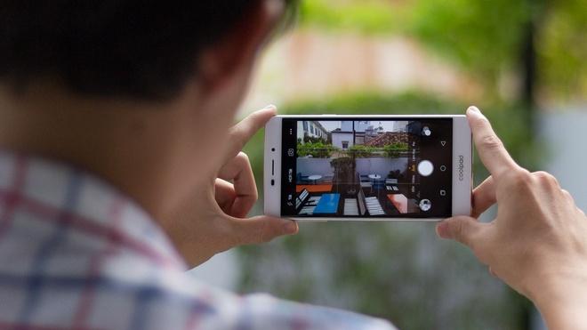Smartphone Coolpad giam gia sau hap dan nguoi dung hinh anh 1