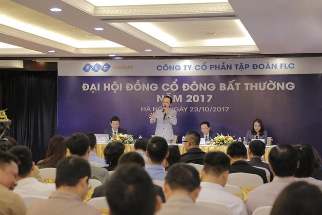 ong Trinh Van Quyet nang so huu tai FLC len 30, 12% anh 2