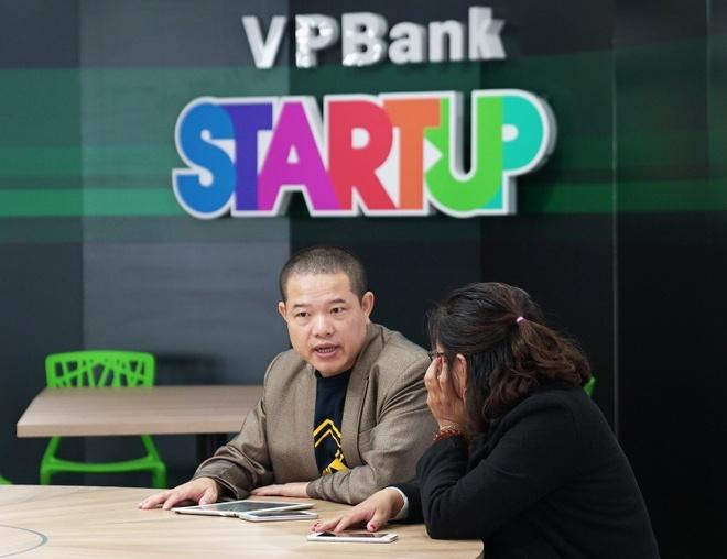 VPBank chi 1 trieu USD ho tro cong dong khoi nghiep hinh anh