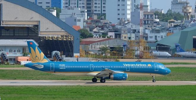 Vietnam Airlines uu dai lon cho khach hang mua ve di Dong Nam A hinh anh 1