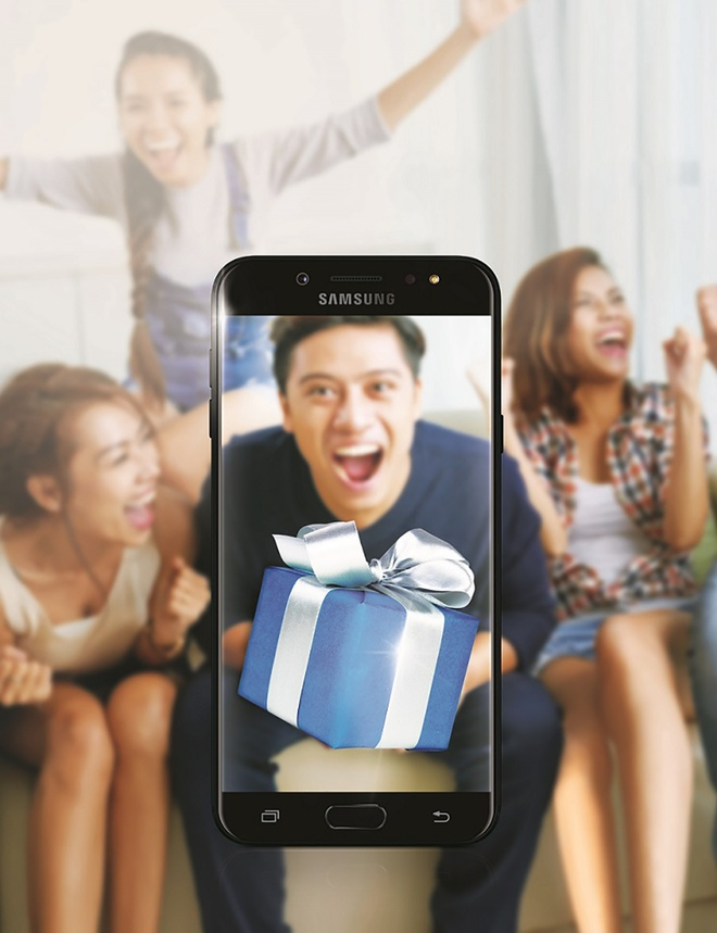 Samsung Galaxy J7+ uu dai 1 trieu cho chu nhan Galaxy hinh anh 1
