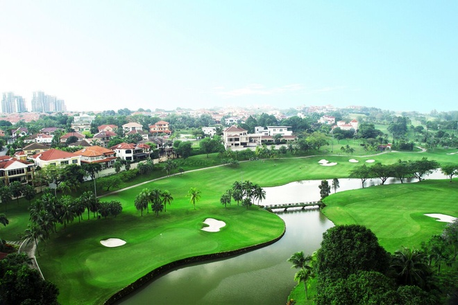 Toan canh 4 san golf trong giai dau WAGC tai Malaysia hinh anh 2
