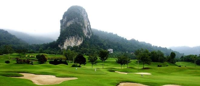 Toan canh 4 san golf trong giai dau WAGC tai Malaysia hinh anh 4