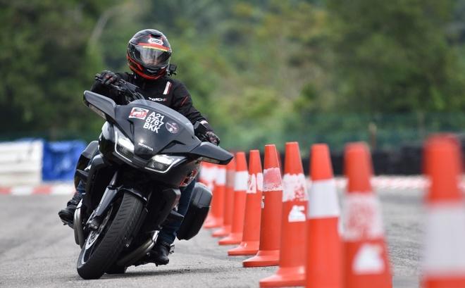 Honda Viet Nam tham gia hanh trinh 'Honda Asian Journey 2017' hinh anh 2