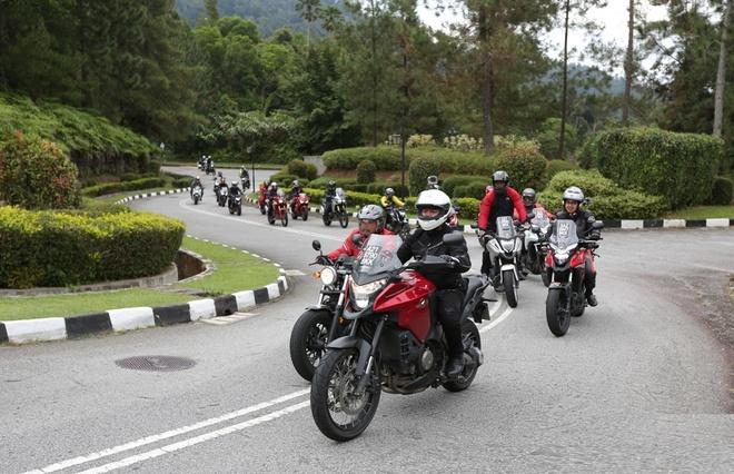 Honda Viet Nam tham gia hanh trinh 'Honda Asian Journey 2017' hinh anh 5