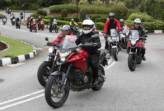 Honda Viet Nam tham gia hanh trinh 'Honda Asian Journey 2017' hinh anh