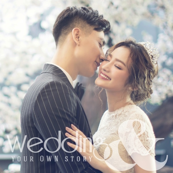 Wedding& dua dich vu chup hinh cuoi phong cach Han Quoc ve Viet Nam hinh anh 1