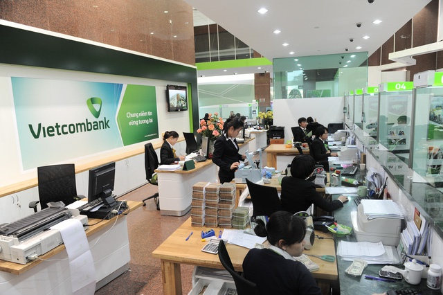 Tang cuong bao mat, Vietcombank doi cau truc mat khau VCB-IB@NKING hinh anh 1