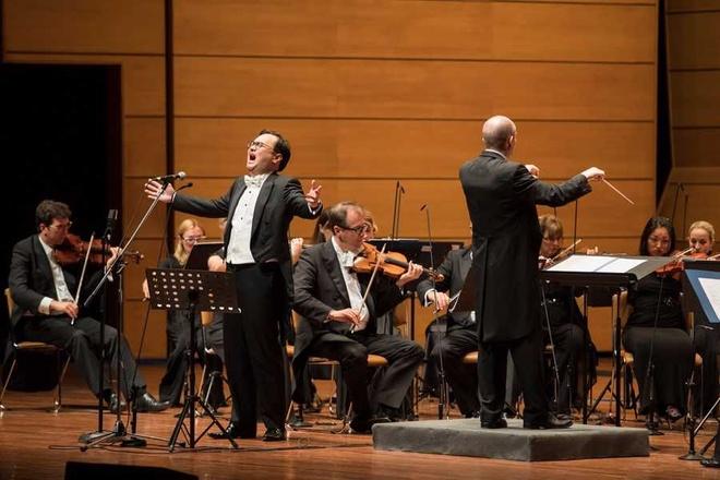 Không gian âm nhạc đậm chất cổ điển trong Toyota Concert - Nhạc Việt