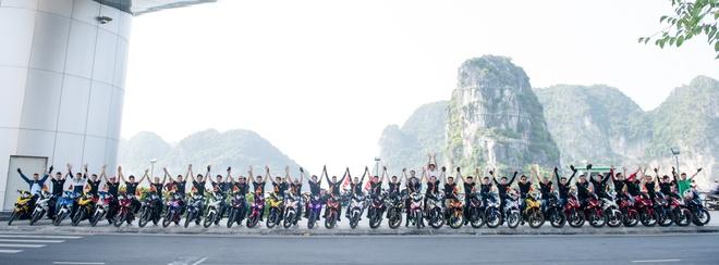 Hon 2.000 biker tham gia Dai hoi Winner 2017 hinh anh 3