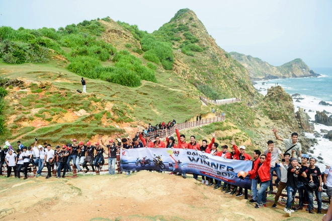Hon 2.000 biker tham gia Dai hoi Winner 2017 hinh anh 5
