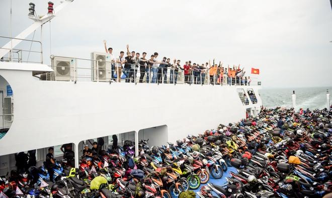 Hon 2.000 biker tham gia Dai hoi Winner 2017 hinh anh 6