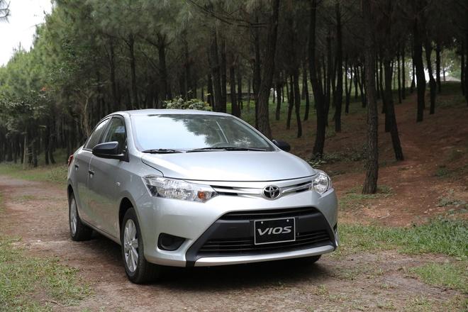Toyota giam 24-58 trieu dong cho 3 mau xe Vios, Innova va Altis hinh anh 2