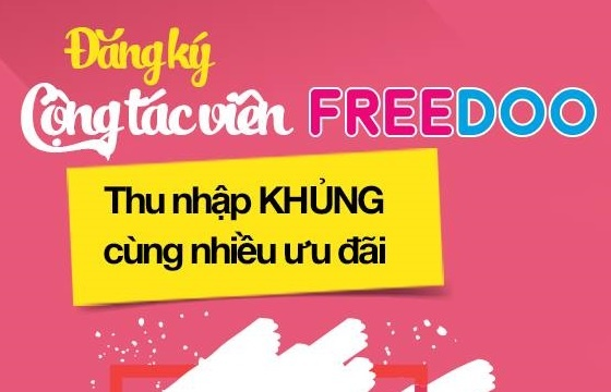 Freedoo - mo hinh kinh doanh moi giup tang thu nhap cung VNPT hinh anh