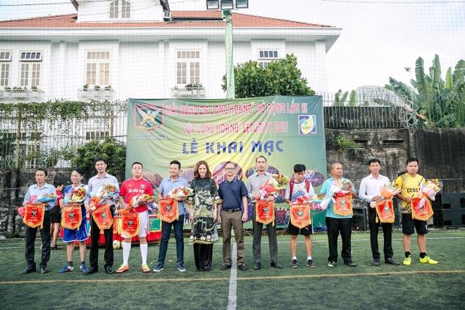 Cong ty bao ve Long Hoang to chuc giai futsal mo rong lan 3 hinh anh 2
