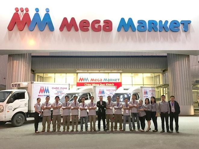 MM Mega Market cung cap hon 50 tan thuc pham phuc vu APEC 2017 hinh anh 2