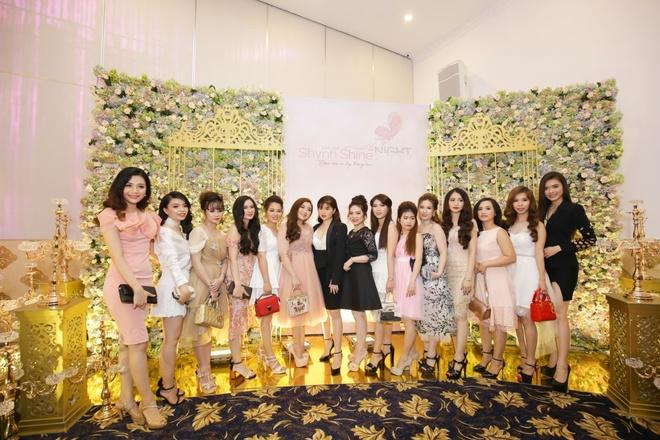 My pham Shynh Beauty to chuc chuong trinh 'Shynh Shine Night' hinh anh 2