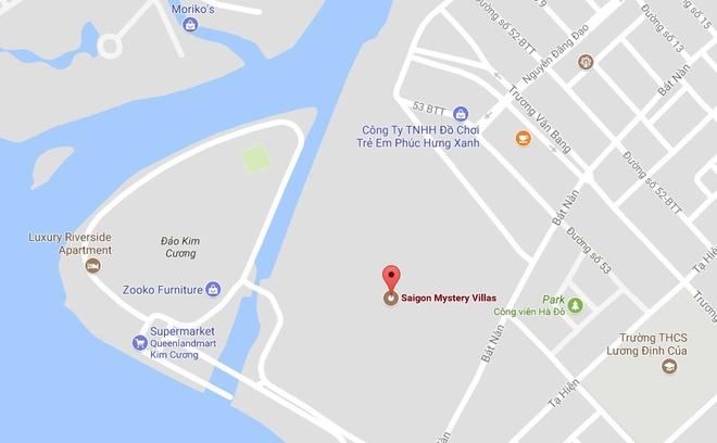 Saigon Mystery Villas anh 3