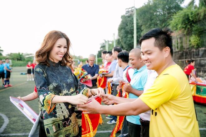 Cong ty bao ve Long Hoang to chuc giai futsal mo rong lan 3 hinh anh 4