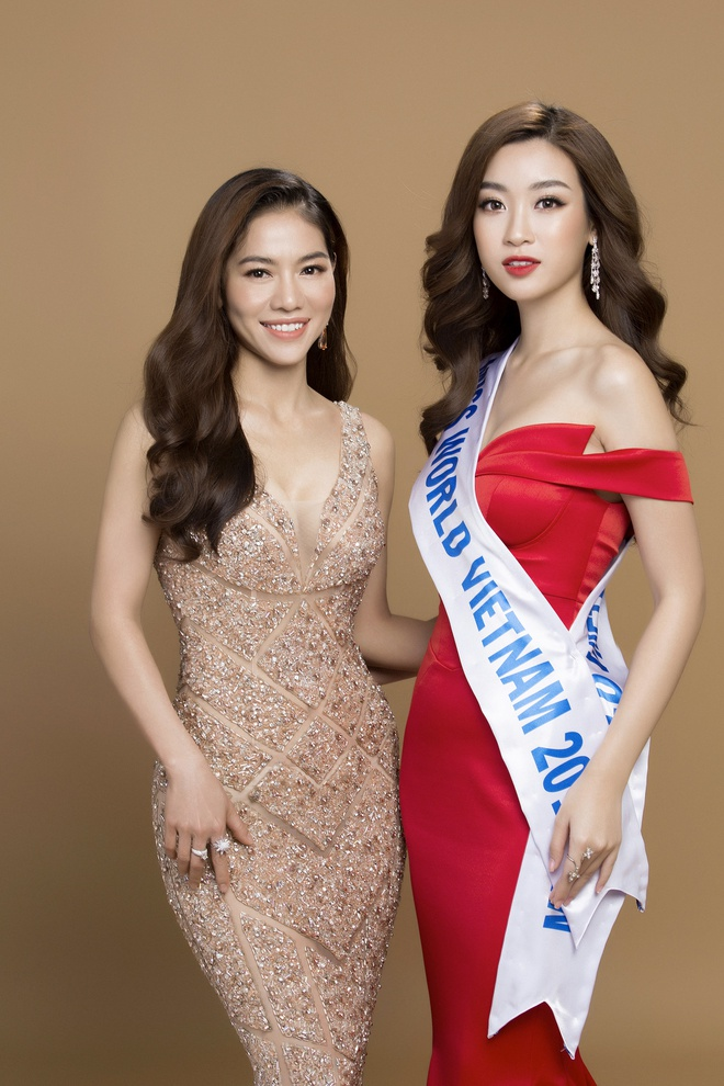 'My Linh duoc ky vong vao top 5 Miss World' hinh anh 2