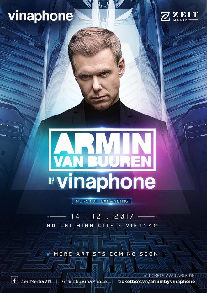 Huyen thoai nhac trance Armin den Viet Nam dau tien trong tour chau A hinh anh 2