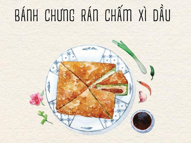 Nhung mon an chinh goc Ha Noi khien ban 'phat them' hinh anh