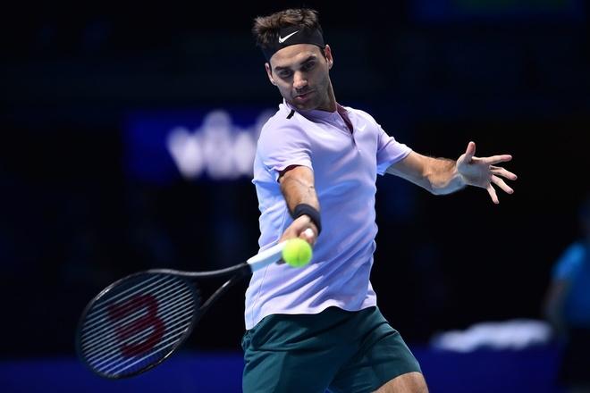 Nitto ATP Finals 2017: Cai ket trong mo cho Roger Federer? hinh anh
