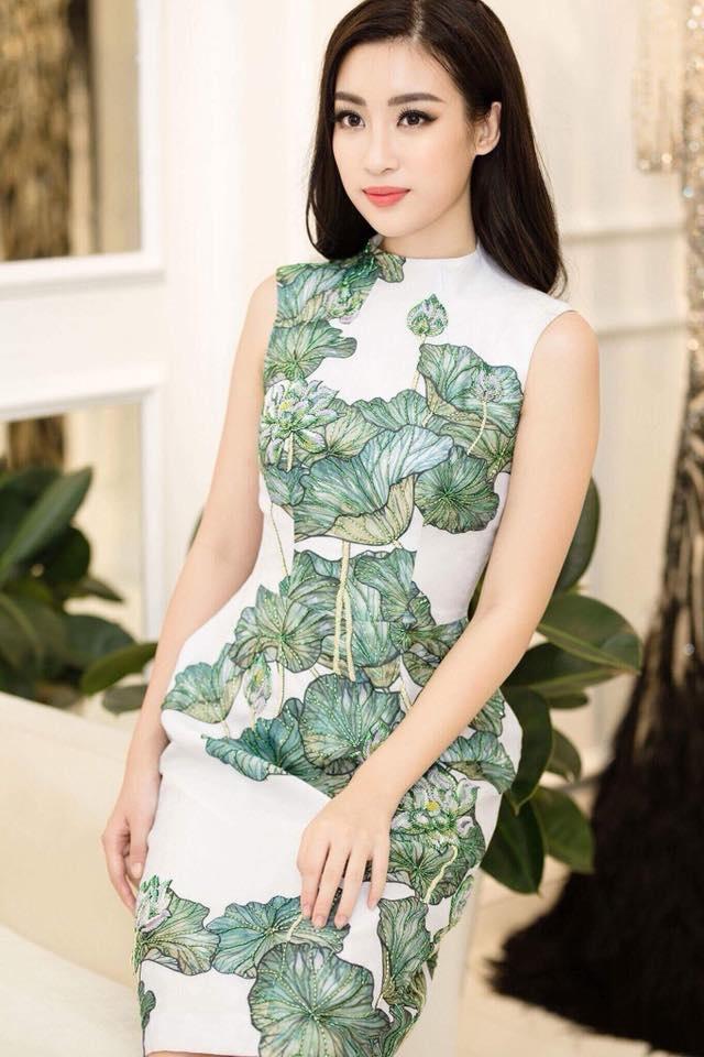 Nhung hinh anh rang ro cua Hoa hau My Linh tai Miss World 2017 hinh anh 7
