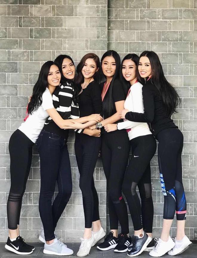 Nhung hinh anh rang ro cua Hoa hau My Linh tai Miss World 2017 hinh anh 1
