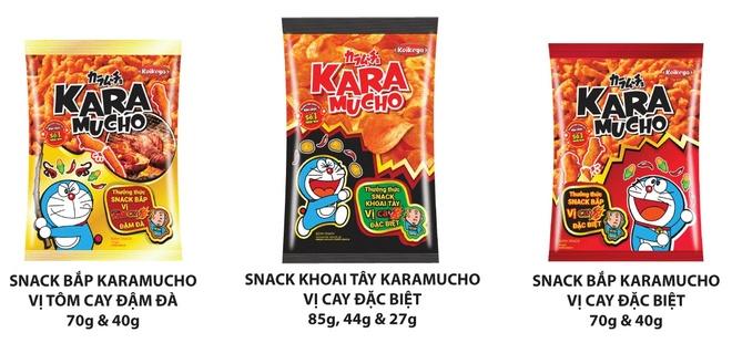 Snack cay ngon cua Nhat Ban lan dau den Viet Nam hinh anh 1