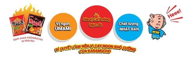 Snack cay ngon cua Nhat Ban lan dau den Viet Nam hinh anh 3